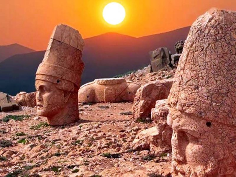 Mount Nemrut Tours